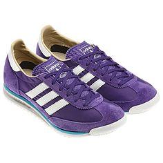 purple adidas sneakers womens