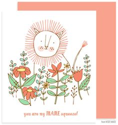 One Good Thing: Free Printable Valentine from Nisee Made