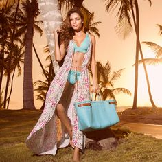 Cover up this with a beautiful Acapulco Beachwear Fashion, Dress Fashion, Cute Dresses, Summer Dresses, Hermosa Beach, Swimsuits, Swimwear, Cover Up, How To Wear