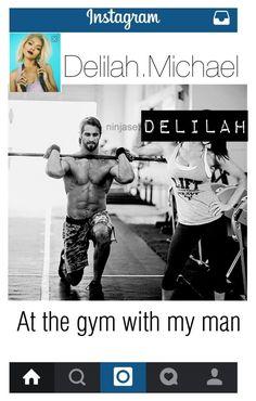 """🌺Delilah🌺 Instagram Post (WWE)"" by rroyalserena on Polyvore featuring sethrollins, colbylopez, delilahmichaels and lilahmichaels"