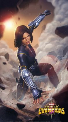 File:Daisy Johnson from Marvel Contest of Champions Marvel Dc, Quake Marvel, Marvel Games, Marvel Comic Universe, Marvel Heroes, Marvel Characters, Marvel Cinematic Universe, Secret Warriors, Contest Of Champions