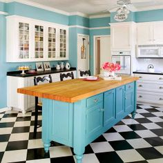 The Many Looks Of Kitchen Islands