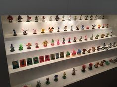 Lots of expo goodies - Earlier today Nintendo went all out with release dates and Gamescom details; Amiibo Display, Toy Display, Display Shelves, Display Cases, Display Ideas, Nintendo Room, Nintendo Amiibo, Nerd Room, Nerd Cave