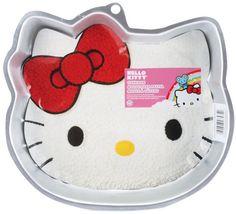 Hello Kitty Cake Pan, from JoAnn Fabric
