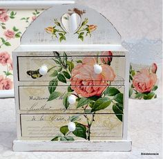 Rose Jewel Box