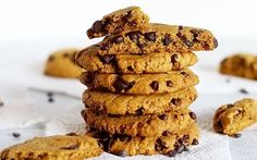 <p>When you're feeling too lazy to bake cookies, try these 15 vegan varieties! </p>
