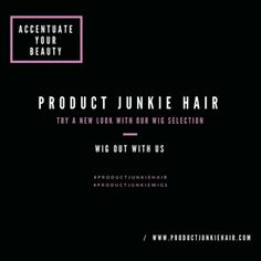 From front lace to full lace, Product Junkie will have the perfect wig for you. Shopping for wigs has never been easier and guess what...you can do it all in one place! Where??! You guessed it PRODUCT JUNKIE HAIR! 💁🏼‍♀️💁🏼‍♀️  .  🔗 link in bio 🔗  .  .  #productjunkiehair   #productjunkiewigs  #wigginout https://panel.socialpilot.co/site/video/2zX3zh2zgnzt41N1zU5zC9zg9zJnzf