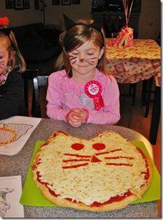 Cat pizza!