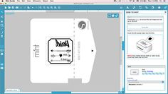 Paid Invoice Stamp using Silhouette Mint by Blooming Homestead