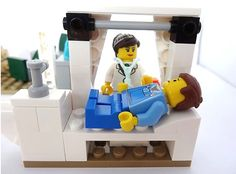 LEGO Ideas - Medical Minis