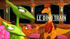 Le Dino Train Le Dino Train, Mini, Pikachu, Animation, Cartoon, Character, French, Educational Websites, Nursery Rhymes