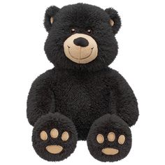 16 in. Midnight Teddy