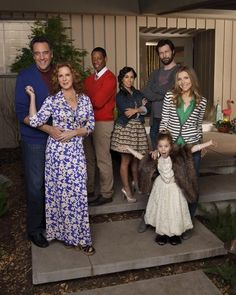 HOW TO LIVE WITH YOUR PARENTS (FOR THE REST OF YOUR LIFE) on ABC starring Sarah Chalke, Brad Garrett and Elizabeth Perkinds