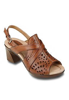 I love sandals like this...my feet might even like them