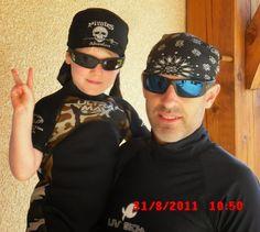 Quinn and Mark 2011