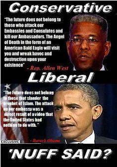 Patriot...West versus Traitor... Obama
