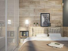 Фото из статьи: Как спланировать спальню в квартире-студии: самые важные моменты