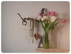 Storage | Glee: Jewelry Branch (weekend project no.1)