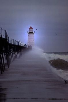 Manistee, Michigan Lighthouse