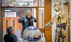 Martin Freeman for Child In Need BBC Nov. 2015