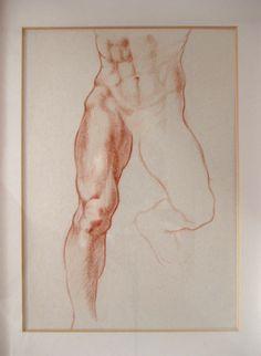Copia dal vero di bozzetto di Michelangelo Buonarroti (British Museum)
