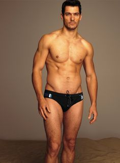 David Gandy - Dolce&Gabbana Menswear Catalogue SS12- Beachwear