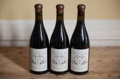 Mohonia Wine Labels by Jessica Hische