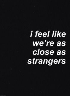 Close as Strangers // 5 Seconds of Summer