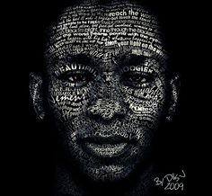 Awesome Typography Art ~ AMAZING-ARTS