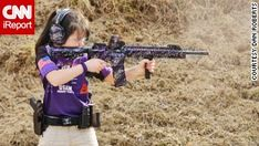Shyanne Roberts competitive shooting career has been on target from the get-go. At the ripe age of 10, she is hanging with and beating the big guns shooting.