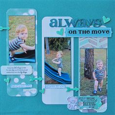 Always+on+the+move - Scrapbook.com