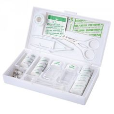 Let your brand help your business associates and employees every time they need a little care, love and treatment. How? Get our well designed and well packaged promotional first aid kits and hand them out to your clients, customers and employees on any business event, company promotional party or non-profit fund raising occasion! To see a comprehensive range of promotional first aid kits visits http://www.zestpromotional.com/first-aid-kits/first-aid-kit-large/-/704166