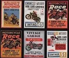 retro rider fabric - Google Search