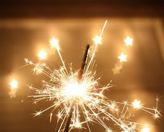 I remember running with sparklers on the 4th up and down grandma's long driveway at the farm.