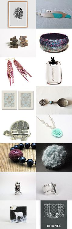 7/16 Summer Evening Finds ~~~~~~~~~~~~~~ by Hana Kukol on Etsy--Pinned+with+TreasuryPin.com