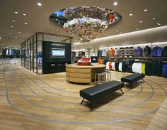 Sports Store | Retail Design | Shop Interior | Sports Display | Nike