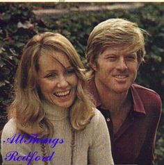 Redford Robert Wife Lola Van Wagenen | Title: lola van wagenen and robert redford photo