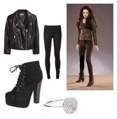 """Breaking Dawn Part 2 Bella Swan Outfit"" by spiritwolf18 on Polyvore featuring H&M, adidas, Breckelle's and Accessorize"