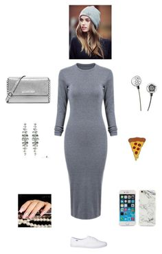 """""""K M A J"""" by queen-kaitlyn ❤ liked on Polyvore featuring MICHAEL Michael Kors and Lipsy"""