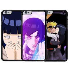 4.99 - Naruto Hinata Hyuga Phone Case Cover For Apple Iphone 5S Se 6S 7 8 7737dabd8d4bb
