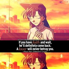 detective conan quotes - Google Search