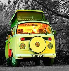 snail trail - vw camper hire
