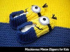 knit minion - Sök på Google