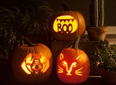 How-Tuesday: Download and Carve Jack-o'-Lantern on Etsy