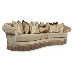 Royal Over Sized Sofa Catherine 2PC.