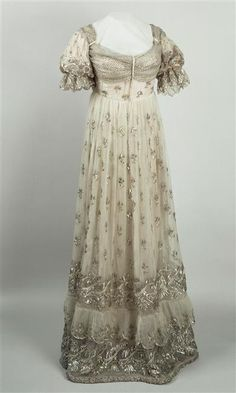 1810, Empress Josephine wedding dress