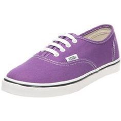 Vans Authentic Lo-pro Purple