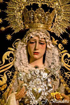 Las Fotografías de Bandera: La Soledad de María de Huelva