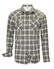 27a21ad4fb0 Camisa Slim-fit de hombre Levi s - Hombre - Camisas - El Corte Inglés -