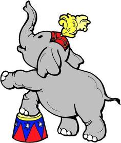 minus elefante circo mickey mouse circus pinterest rh pinterest com circus clipart black and white circus clip art free download